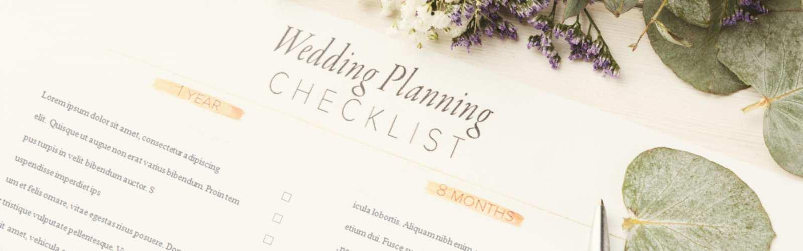 Consigli per organizzare un matrimonio perfetto
